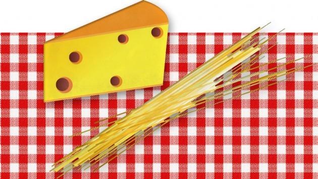 massa e queijo