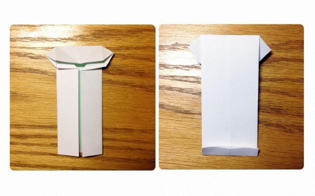 origami camisa 3