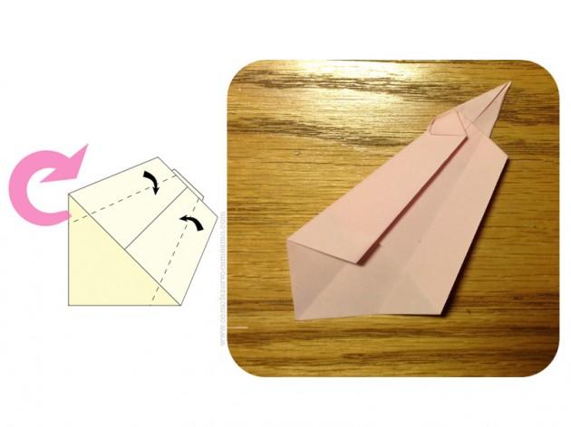 origami gravata 5