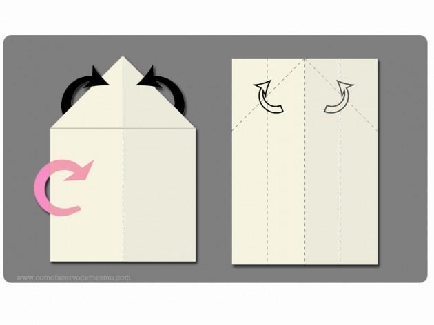 origami shirt 2
