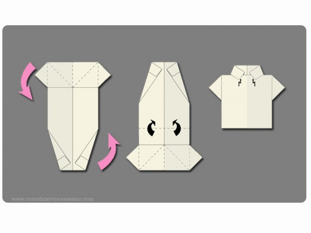 origami shirt 9