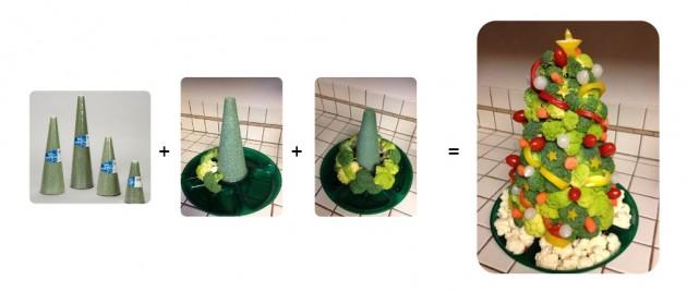 arvore de natal verde