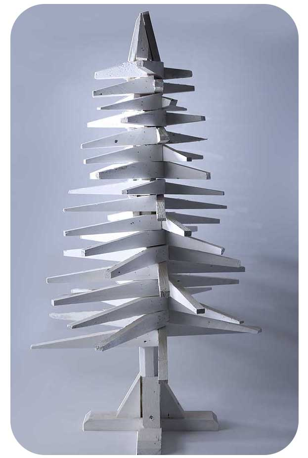 Recycled-wood-Christmas-tree