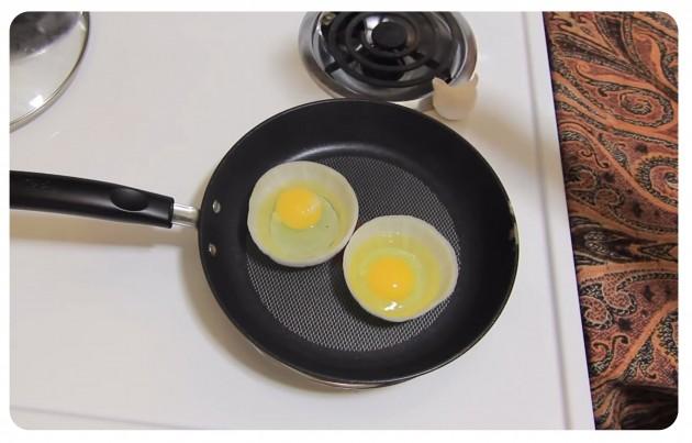 cebolas com ovo