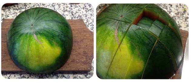meia melancia