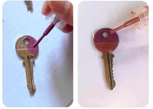 pintar chaves